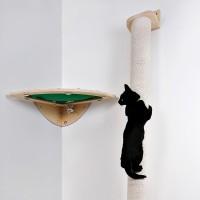 Новый настенный комплекс для кошек «Вершина мира»