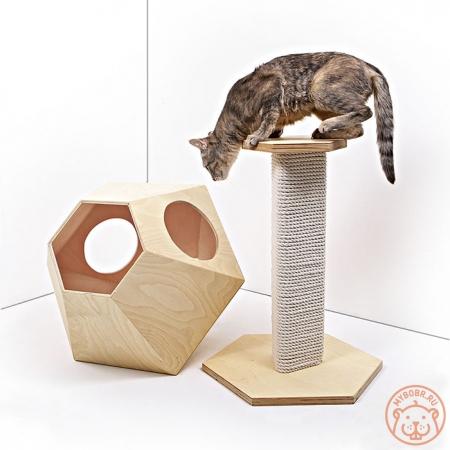 """Игровой комплекс для кошки """"Тенсай"""""""