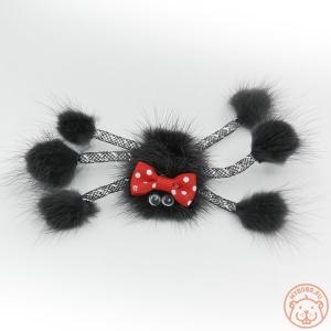 Игрушка для кошки «Паук из норки»
