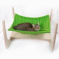 """Гамак для кошки напольный """"Упитанный котик"""""""