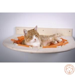 """Подвесной настенный гамак для кошек """"Сон в облаках"""""""