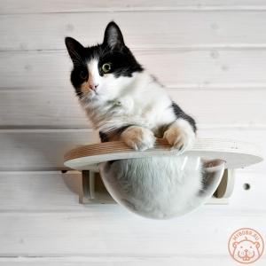 """Настенный гамак для кошек """"Тоумей мини"""""""